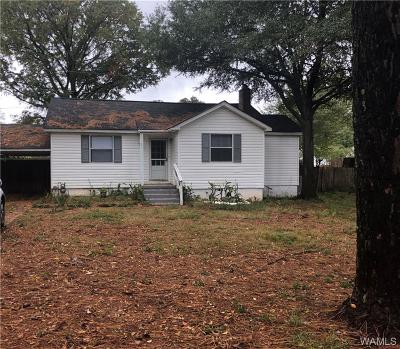 Tuscaloosa Single Family Home For Sale: 13 Circlewood