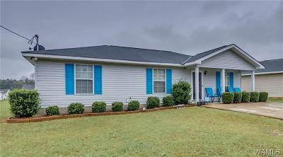 Tuscaloosa Single Family Home For Sale: 4045 Cherrystone Circle