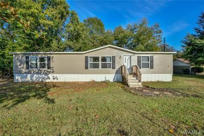 Tuscaloosa Single Family Home For Sale: 10711 Old Greensboro Road