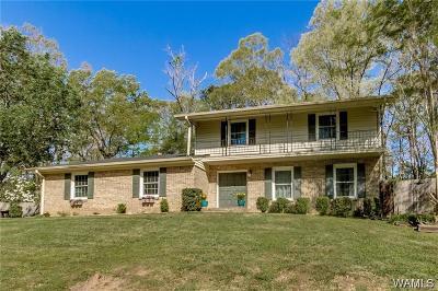 Tuscaloosa Single Family Home For Sale: 4658 27th Street E