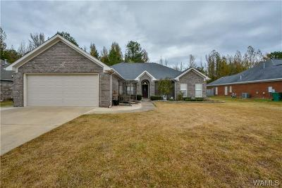 Tuscaloosa AL Single Family Home For Sale: $259,900