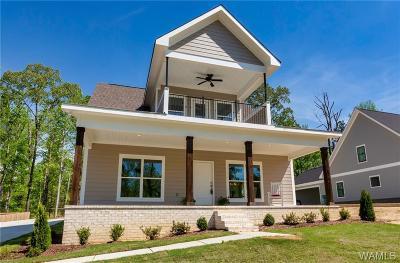 Tuscaloosa AL Single Family Home For Sale: $299,900