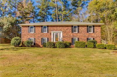 Northport Single Family Home For Sale: 3706 Hunter Creek Road