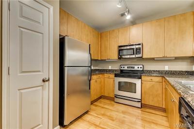 Tuscaloosa Single Family Home For Sale: 1901 5th Avenue E #2117