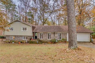 Single Family Home For Sale: 4309 Ridgewood Road