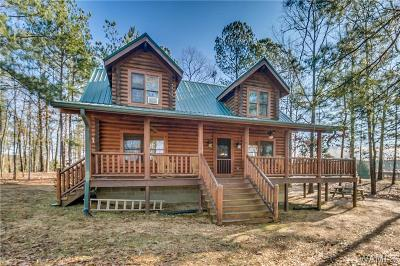Single Family Home For Sale: 1200 Plowman Road