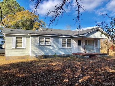 Northport Single Family Home For Sale: 19920 Hwy 43 North