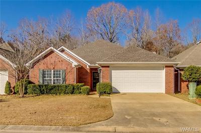 Tuscaloosa Single Family Home For Sale: 3930 Whirlaway Drive