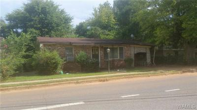 Tuscaloosa Single Family Home For Sale: 2117 Fosters Ferry Rd