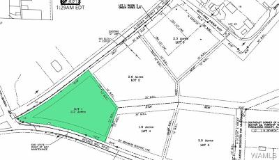 Tuscaloosa Residential Lots & Land For Sale: 5826 Keenes Mill Road