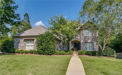 Tuscaloosa AL Single Family Home For Sale: $509,000
