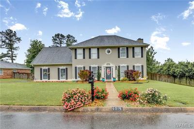 Tuscaloosa AL Single Family Home For Sale: $269,900