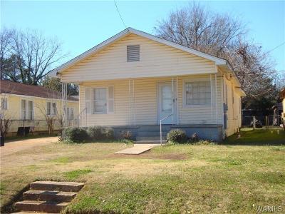 Tuscaloosa Single Family Home For Sale: 718 36th Avenue