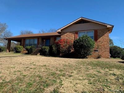 Tuscaloosa Single Family Home For Sale: 1905 40th Avenue