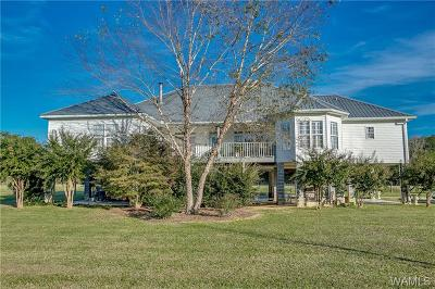 Moundville Single Family Home For Sale: 15663 Hodges Lane