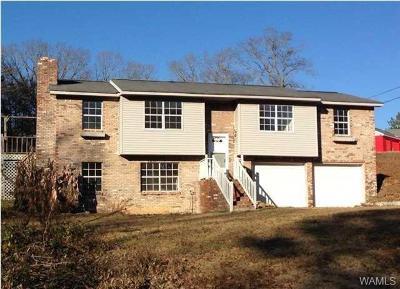 Coker Single Family Home For Sale: 13645 Battle Street