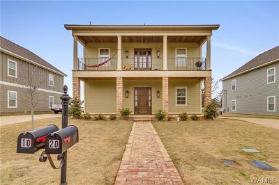 Tuscaloosa Single Family Home For Sale: 910 Parkview Drive #912
