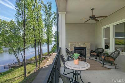 Tuscaloosa Condo/Townhouse For Sale: 1650 Jack Warner Parkway #1102