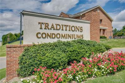 Tuscaloosa Condo/Townhouse For Sale: 3218 Veterans Memorial Parkway #1202