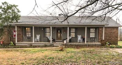 Single Family Home For Sale: 24150 Hwy 411