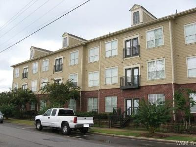 Tuscaloosa Condo/Townhouse For Sale: 1901 5th Avenue #3128