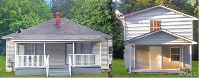 Single Family Home For Sale: 3311 Alabama Avenue