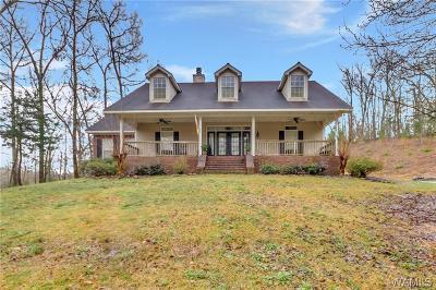 Coker Single Family Home For Sale: 13193 Shaw Lane