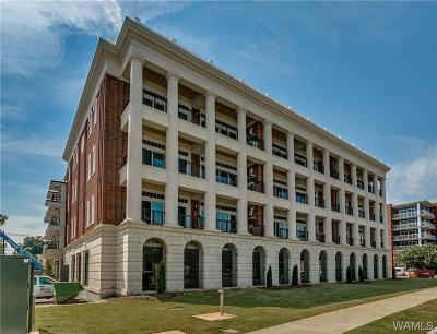 Tuscaloosa Condo/Townhouse For Sale: 511 11th Street #100