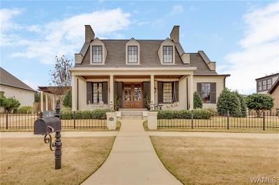 Tuscaloosa Single Family Home For Sale: 730 The Townes