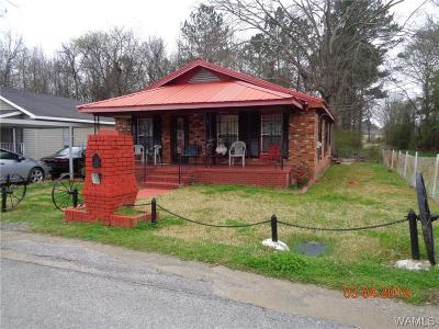 Tuscaloosa Single Family Home For Sale: 4022 25th Place