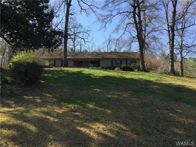 Coker Single Family Home For Sale: 13716 Hudson Street
