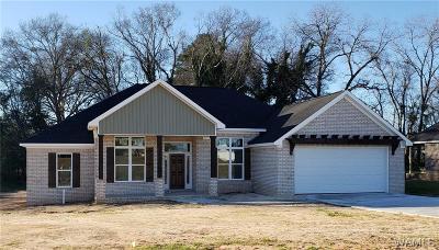 Moundville Single Family Home For Sale: 556 Jamie Lane