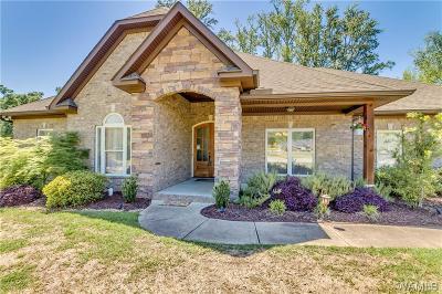 Tuscaloosa AL Single Family Home For Sale: $459,000