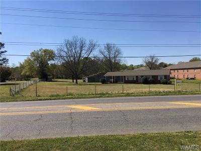Tuscaloosa Residential Lots & Land For Sale: 00 Old Greensboro Road