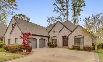 Tuscaloosa Single Family Home For Sale: 756 Cambridge Lane