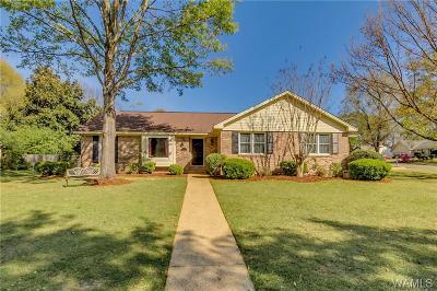 Tuscaloosa Single Family Home For Sale: 2307 Antietam Avenue