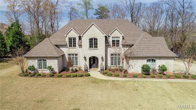 Tuscaloosa Single Family Home For Sale: 9751 Lake Side Drive