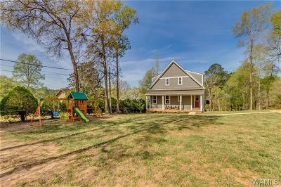 Northport Single Family Home For Sale: 15408 Choctaw Trail