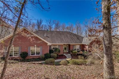 Tuscaloosa Single Family Home For Sale: 14009 Marion Loop