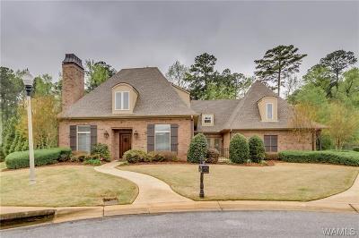 Tuscaloosa Single Family Home For Sale: 1710 Rocky Ridge Cove