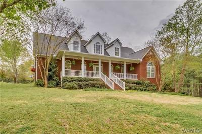Vance Single Family Home For Sale: 10359 Eaton Road