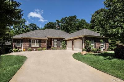 Tuscaloosa Single Family Home For Sale: 1579 Williamsburg Lane