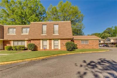 Tuscaloosa Single Family Home For Sale: 5709 Woodland Trace