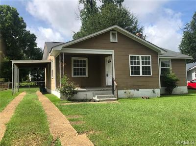 Tuscaloosa Single Family Home For Sale: 11 Dubois Ter