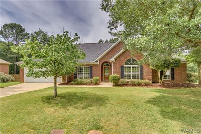 Tuscaloosa Single Family Home For Sale: 1881 Gaineswood Drive