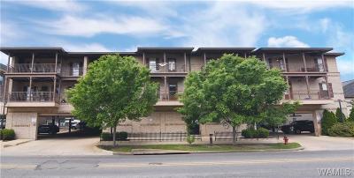 Tuscaloosa Condo/Townhouse For Sale: 820 Frank Thomas Avenue #209