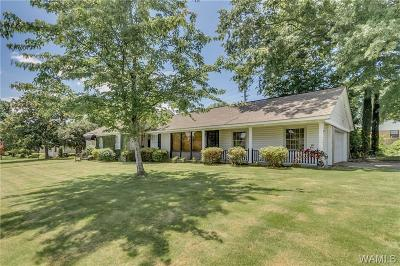 Tuscaloosa Single Family Home For Sale: 1 The Downs
