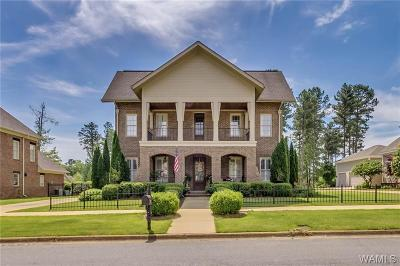 Tuscaloosa Single Family Home For Sale: 805 The Townes