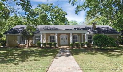 Tuscaloosa Single Family Home For Sale: 3226 Firethorn Drive