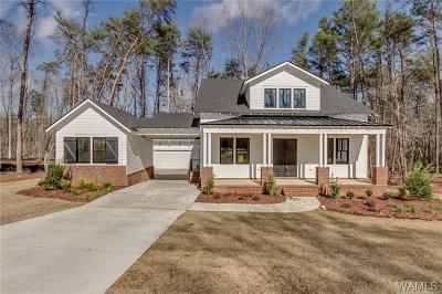 Tuscaloosa Single Family Home For Sale: 3244 Nicol Point Way NE #10